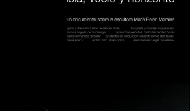 TEA Tenerife Espacio de las Artes preestrena un documental sobre la escultora María Belén Morales