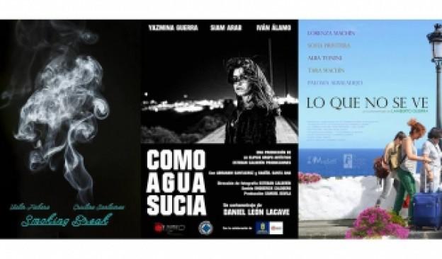 TEA proyecta los nuevos cortos de Daniel León Lacave, Iván López y Lamberto Guerra