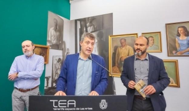TEA Tenerife Espacio de las Artes rinde homenaje al pintor Carlos Chevilly con motivo de su centenario