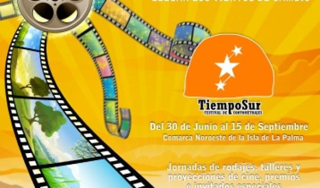 Proyección de una selección de obras producidas en el Festival de Cortometrajes Tiempo Sur