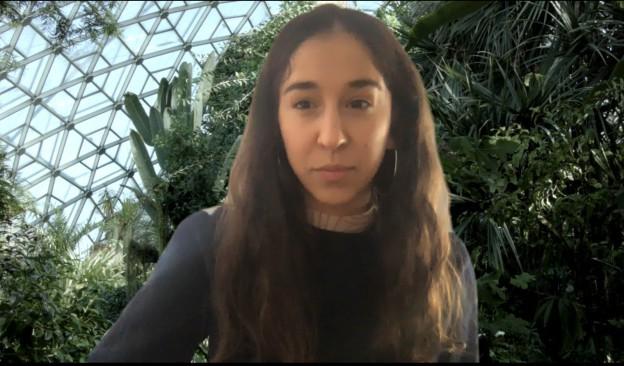 TEA recibe a la artista mexicana Andrea Carrillo, que ofrecerá una conferencia performática