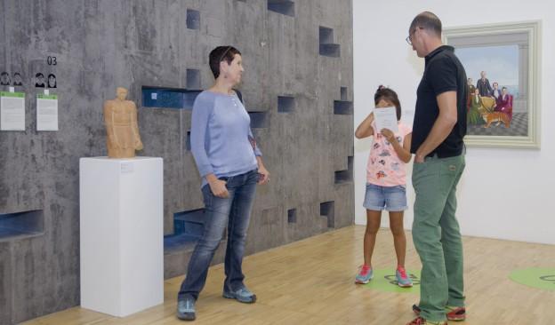 TEA ofrece una nueva iniciativa que acerca el arte contemporáneo a las familias y a los más jóvenes