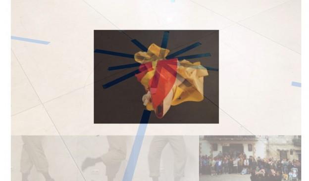 Lara Brown presenta esta semana en TEA dentro de 'La Cresta' la pieza 'El movimiento involuntario'