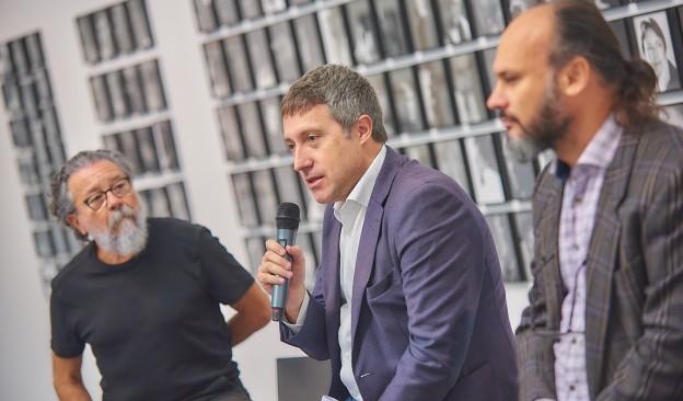 TEA Tenerife Espacio de las Artes reúne por primera vez en una exposición la mirada y el talento de Cebrián y Poldo Cebrián