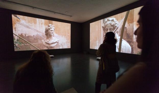 TEA ofrece esta semana una visita guiada a la exposición 'Europa. Ese exótico lugar'