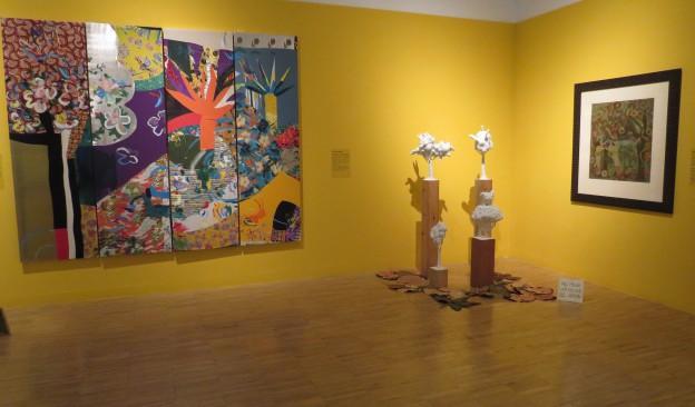 El MiniTEA presenta 'El jardín', una propuesta con obras de Juan Carlos Batista, Juana Fortuny y Hector Hyppolite