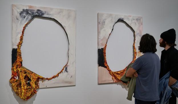 TEA ha organizado una serie de actividades vinculadas a la exposición 'Odio sobre lienzo'
