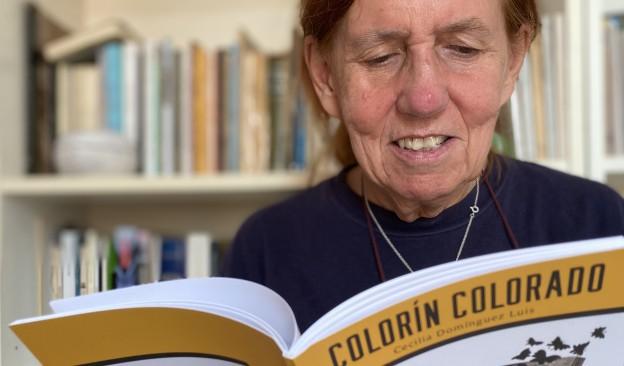 La escritora tinerfeña Cecilia Domínguez presenta en TEA Tenerife sus dos últimas publicaciones