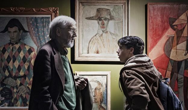 TEA proyecta este fin de semana 'El artista anónimo', la última película de Klaus Härö