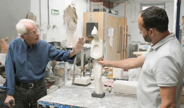 TEA Tenerife Espacio de las Artes celebra esta semana  un encuentro con el escultor tinerfeño Eladio de la Cruz