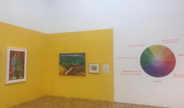 TEA Tenerife presenta en el MiniTEA la exposición 'Colorín colorado' con obras de la Colección TEA