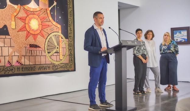 TEA presenta la exposición 'Europa. Ese exótico lugar', comisariada por Gilberto González