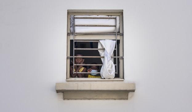 Miguel Velasco Almendral, ganador del Certamen de Fotografía Informativa de Fotonoviembre 2021