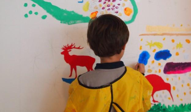 Minitardes de pintura y de escultura para el público infantil y adolescente
