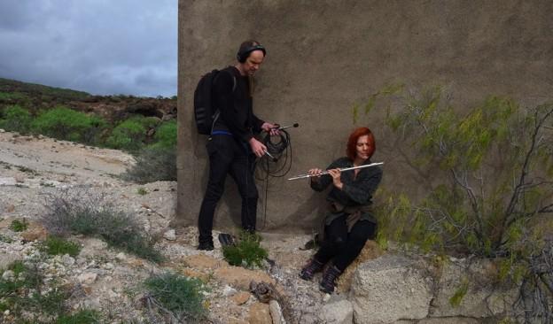 TEA ha organizado una escucha colectiva de 'Land-ing', de Barbara Held y Daniel Neumann