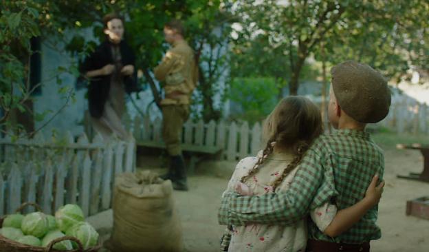 TEA proyecta este fin de semana 'Anton, su amigo y la Revolución Rusa', un filme de Zaza Urushadze