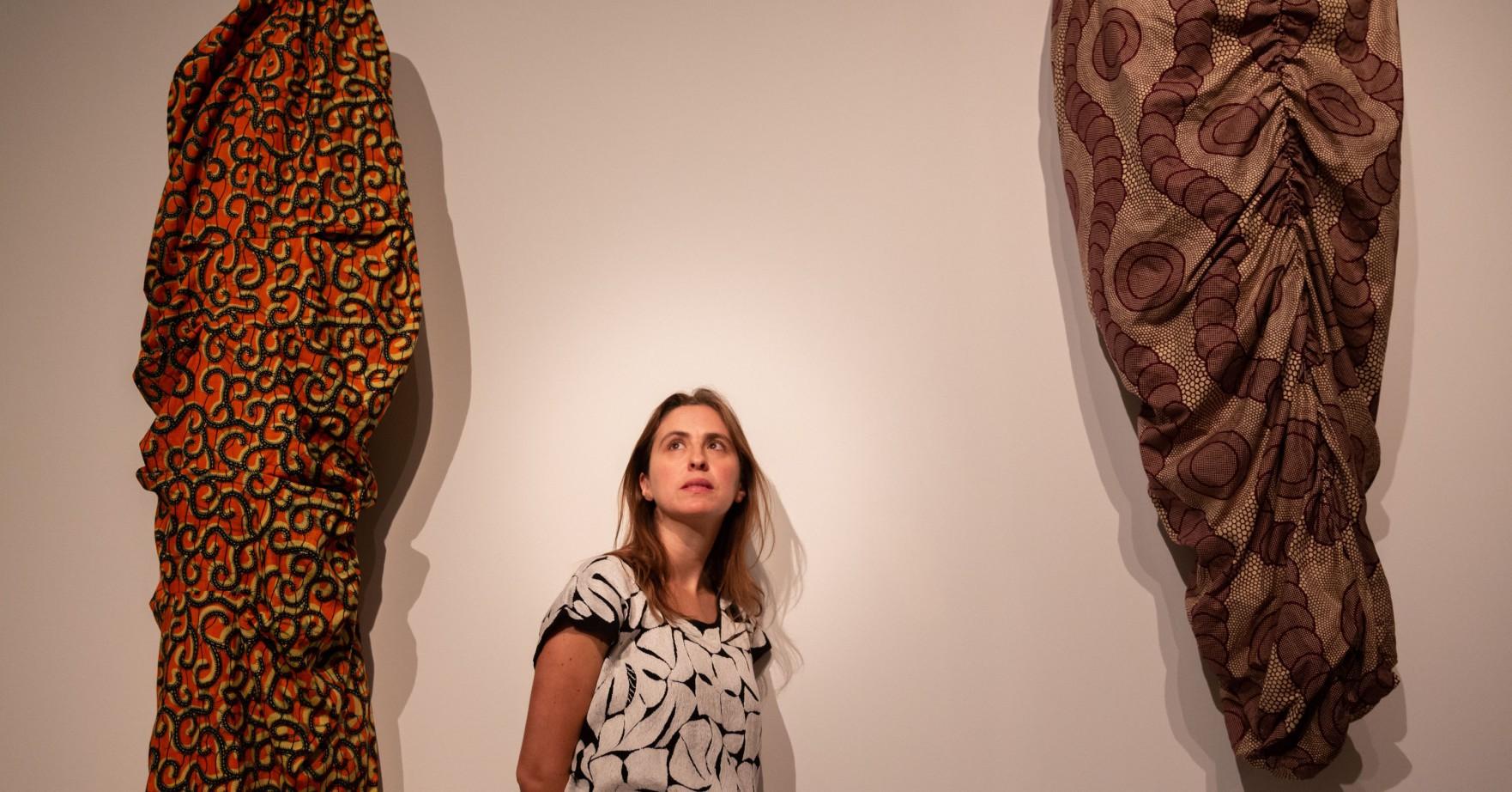 Lucía Pizzani (foto de Miguel Barreto)