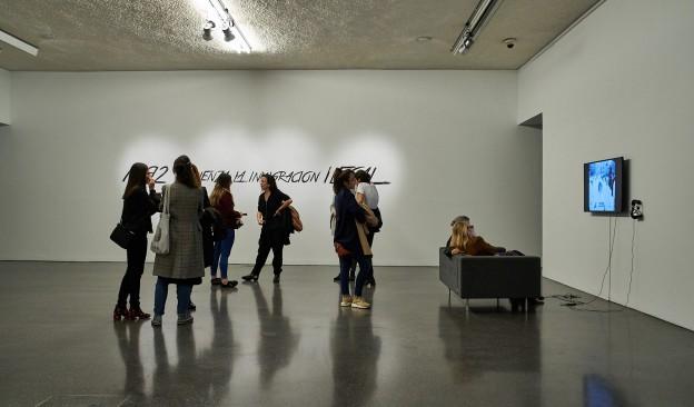 TEA ofrece un servicio de visitas guiadas gratuitas a la exposición 'NO NI NÁ. Contenga multitudes'