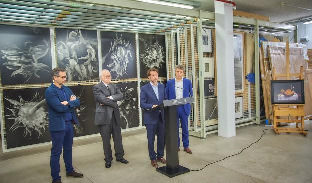 TEA recibe una importante donación de obras fotográficas y audiovisuales de la Colección Ordóñez-Falcón (COFF)