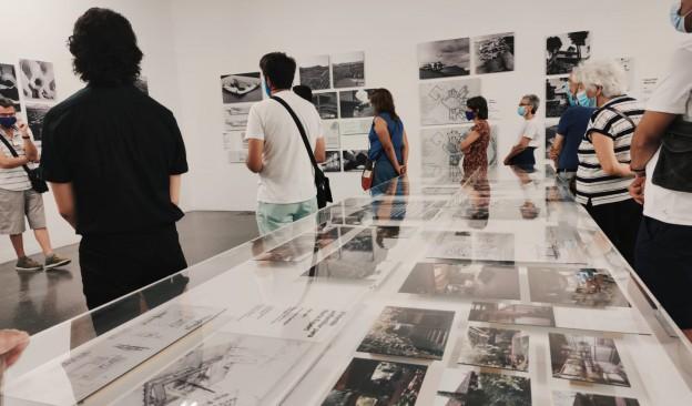 TEA Tenerife organiza una visita guiada a la exposición 'Fernando Higueras. Desde el origen'