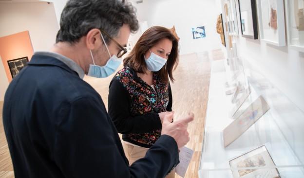TEA Tenerife organiza una visita guiada a la exposición 'Ese otro mundo'