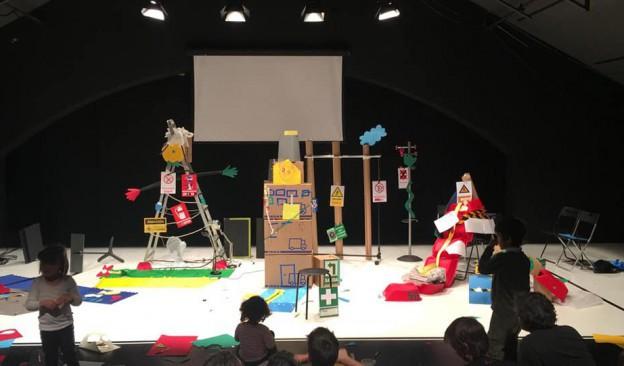 Macarena Recuerda Shepherd presenta en TEA Tenerife la pieza participativa 'Collage y acción'