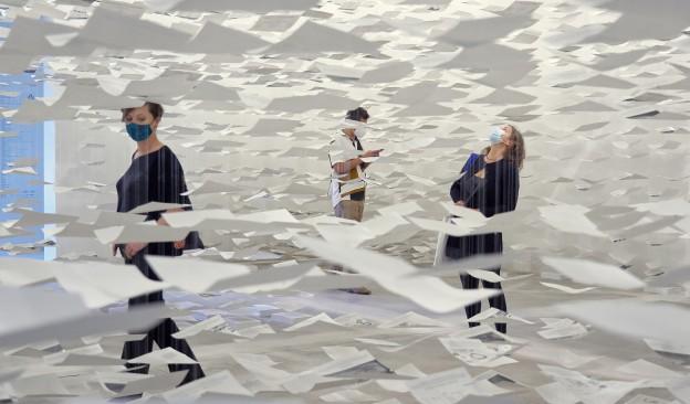 TEA celebra un encuentro sobre 'Uncertainty', el pabellón de España en la Bienal de Venecia 2021