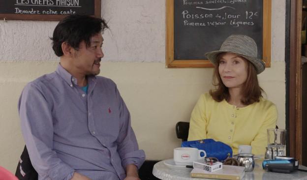 TEA proyecta 'La cámara de Claire', la nueva película del director coreano Hong Sang-soo